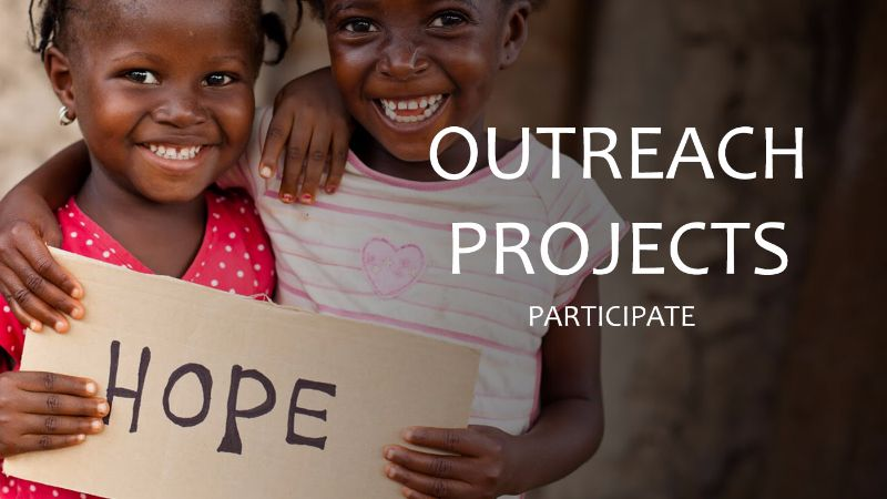 Outreach-projects